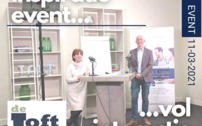 Inspiratie event Karin Moerkerk